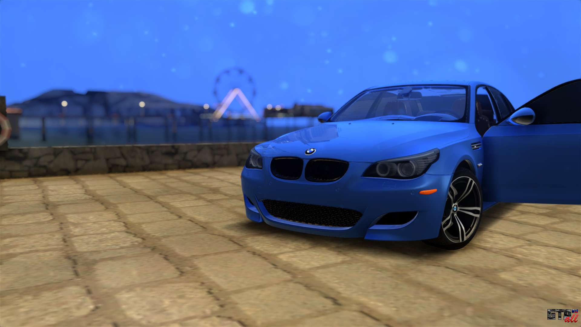 BMW M5 E60 Full Tunable